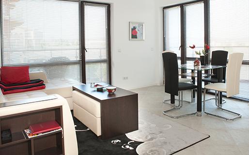 Lyse og trivelige leiligheter i høy kvalitet.